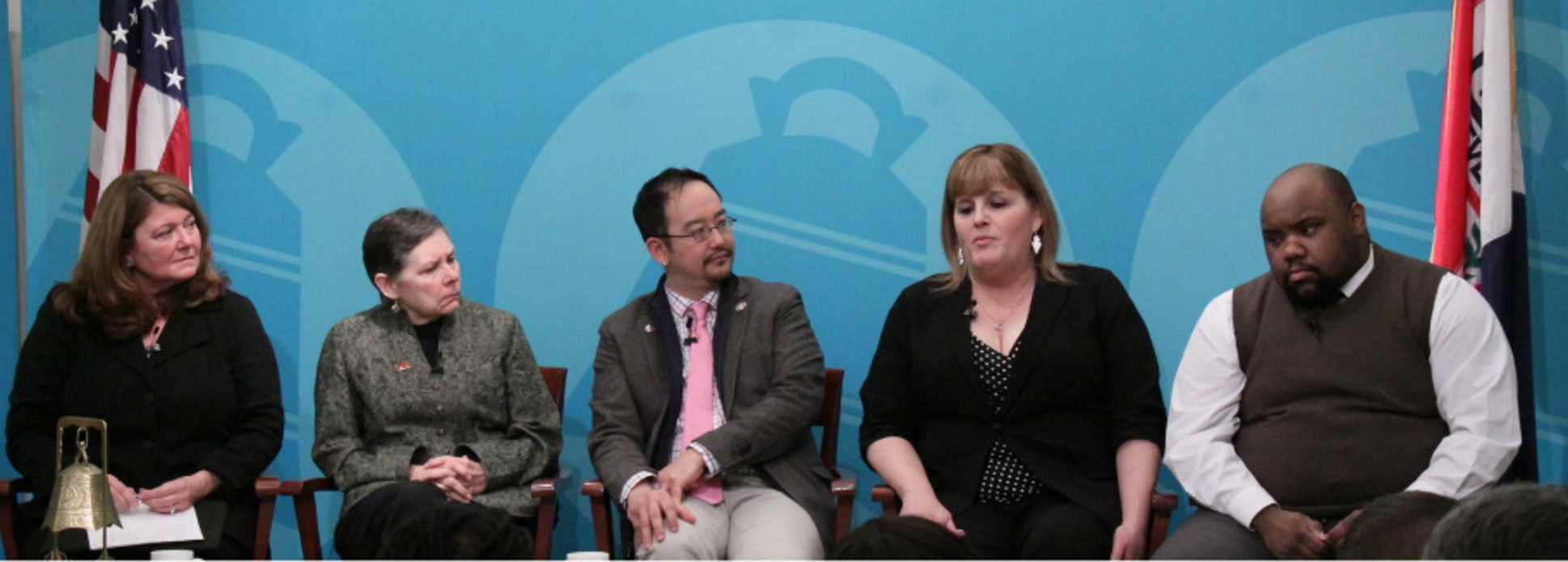 Transgender Activists Push For Equality At City Club Forum