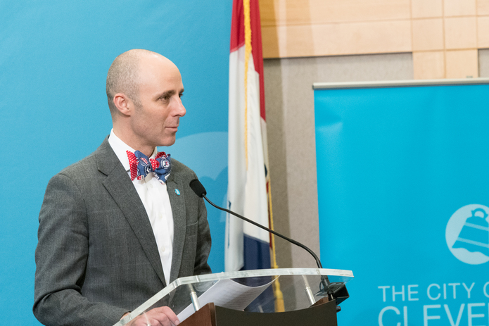 Photos: A Look at William O'Neill's Visit to the City Club