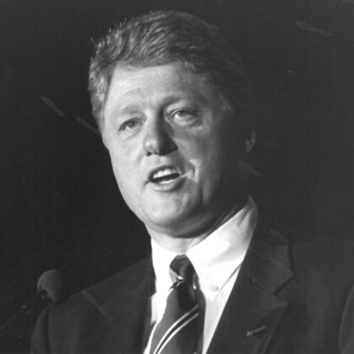 Remarks from President William J. Clinton