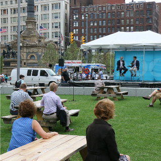 City Club in the Square: Press, Politics, and the Public Good