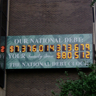 The National Debt and the 2016 Campaign
