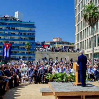 The Case for Opening Cuba
