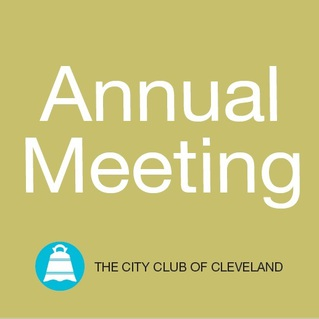 The City Club of Cleveland Annual Meeting
