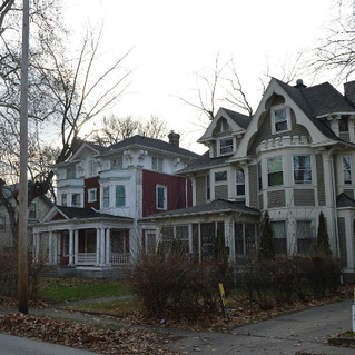 For the Love of Cleveland: The Geography of Gentrification