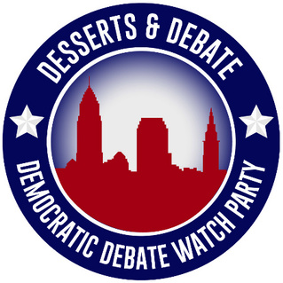 Desserts + Debate: First Democratic Debate Watch Party