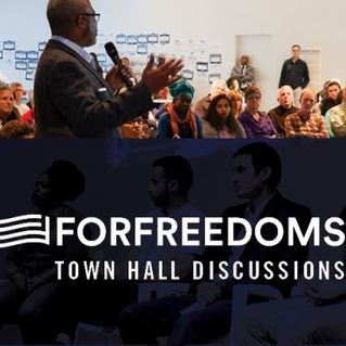 For Freedoms Town Hall: Freedom of Worship