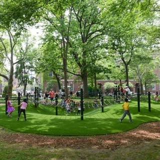 The Future of Parks and Public Spaces