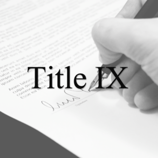The Uncertain Future of Title IX